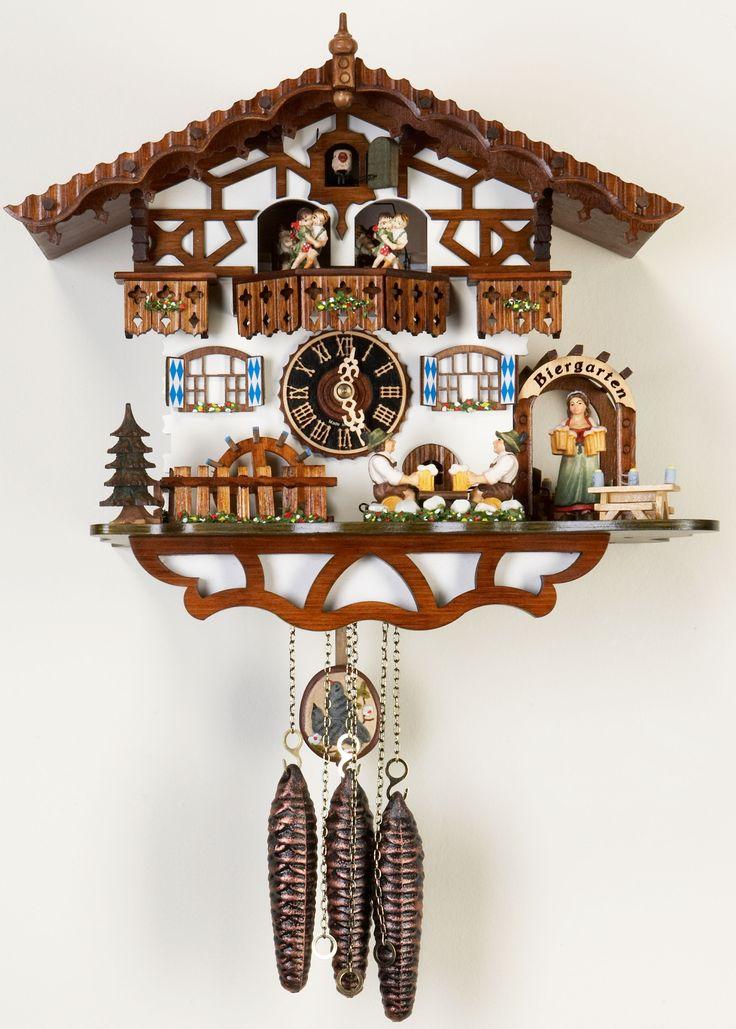 The 25 best cuckoo clocks ideas on pinterest coo coo clock modern cuckoo clocks and rustic - Modern coo coo clock ...