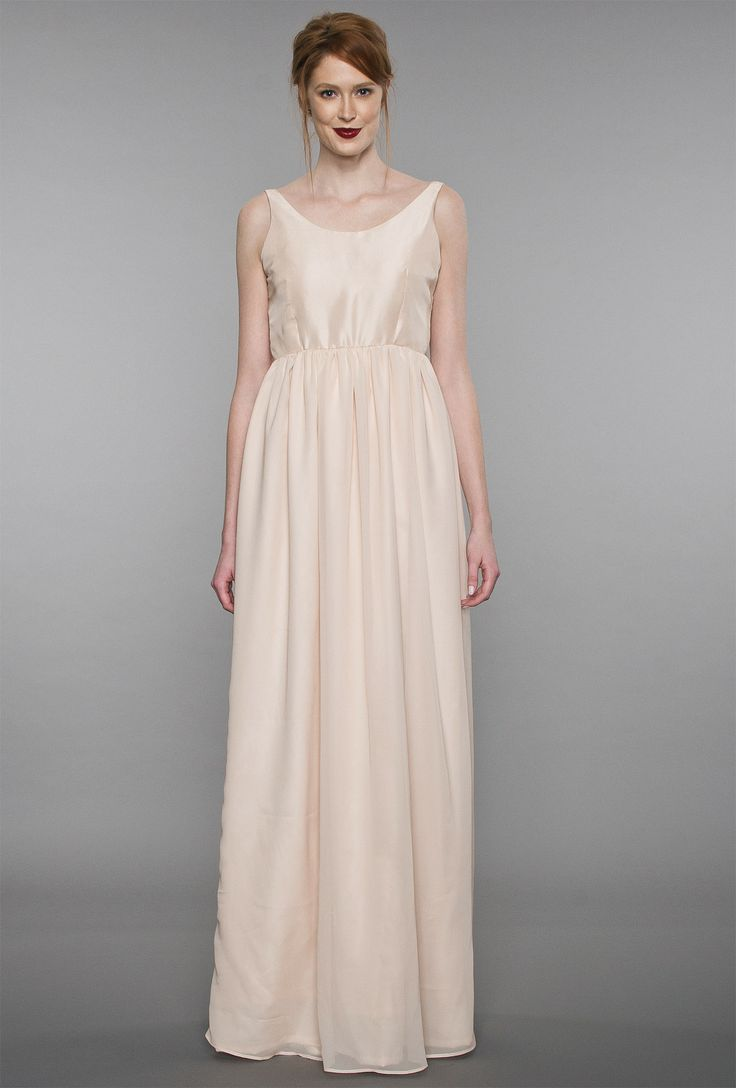 213 best pink bridesmaid dresses images on pinterest rose this dress comes with a ladylike scooped neckline and a zippered low back plus your ombrellifo Gallery