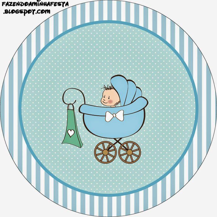17 mejores ideas sobre Etiquetas De Baby Shower en Pinterest ...