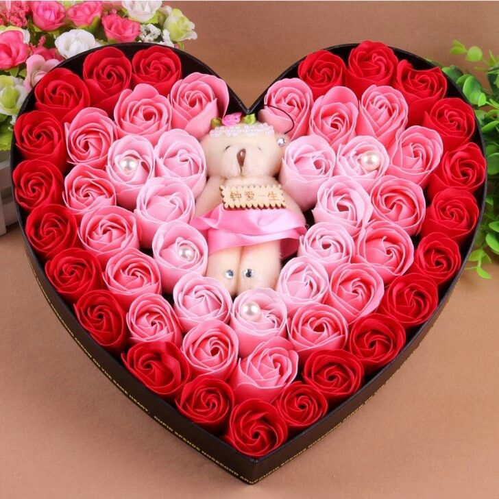 Beautiful 37 Valentine Roses Wallpapers Photo Ideas Gallery ...