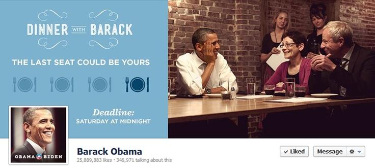 Obiad z Barackiem.