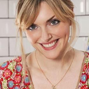 "This is enough to get me inspired, also watch the videos she did for BBC. ""Sophie Dahl grew up in the midst of a greedy extended family, whose members all loved to cook and eat"""