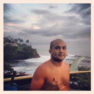Bj Penn #UFC #Hawaii