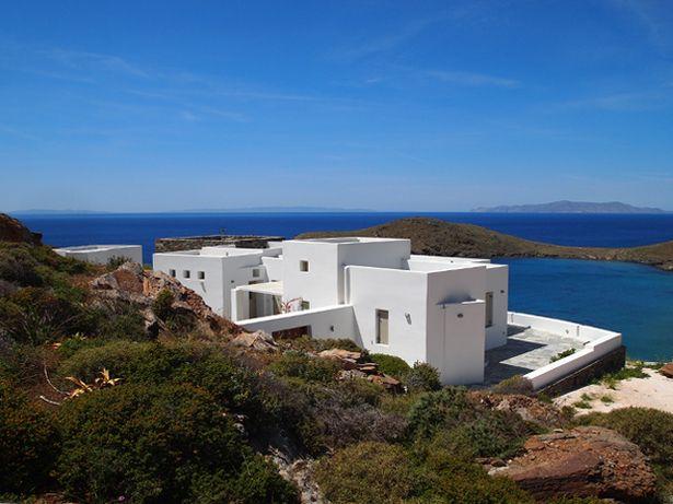 Delphini House   G&A EVRIPIOTIS   Archinect