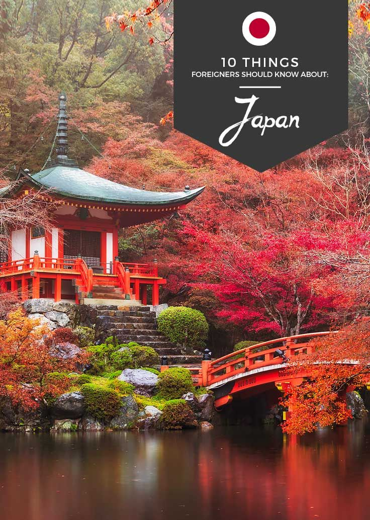 Japan can be quite an eccentric country so with the help of locals here are some 10 interesting facts about Japan to help make us understand it better via httpiAmAileen.com10-things-foreigners-should-know-about-japan trivia tokyo asia japan travel