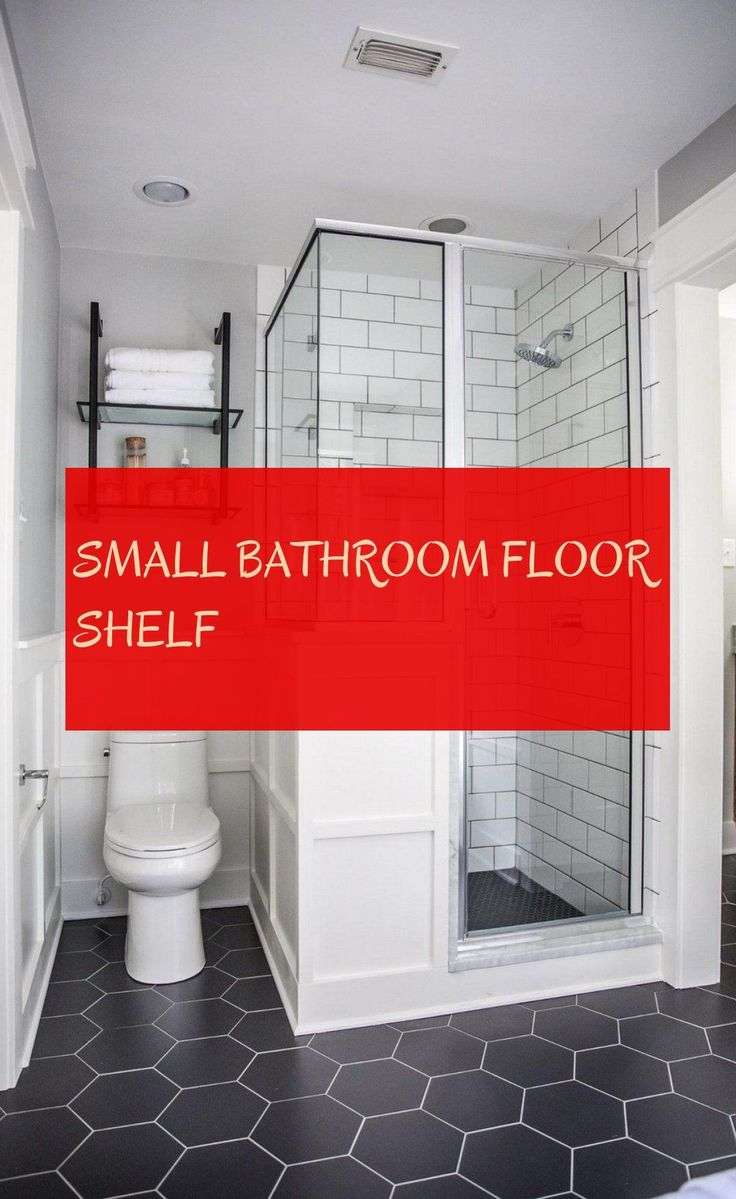 small bathroom floor shelf Bathroom Shelf #bathroomaesthetic   – Modern Bathroom design