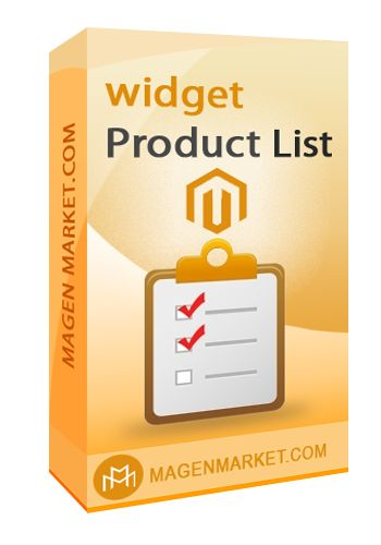 Ma2 Widget Products List Nov 15, 2013  Ma2 Widget Products List for Magento is a widget module from MagenMarket.com which helps you introduce your featured products, new products, best-selling products or any products you selected to customers. With this module you can create and display many product widget in store frontend.
