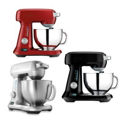 Breville® The Scraper Mix Pro 5-Quart Stand Mixers and Attachments - BedBathandBeyond.ca