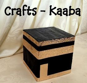 Hajj 2015-Eid Al Adha Art & Craft ideas