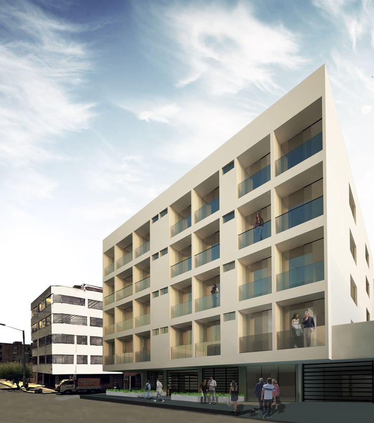 Edificio Multifamiliar Galerias 49