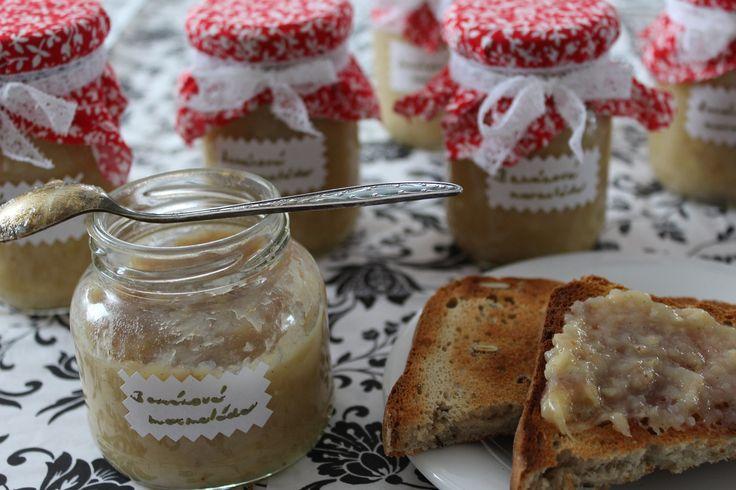 Banánová marmeláda s vanilkou   Tadyhlady.cz