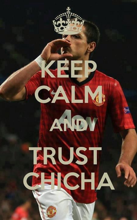 Keep calm and trust Chicha