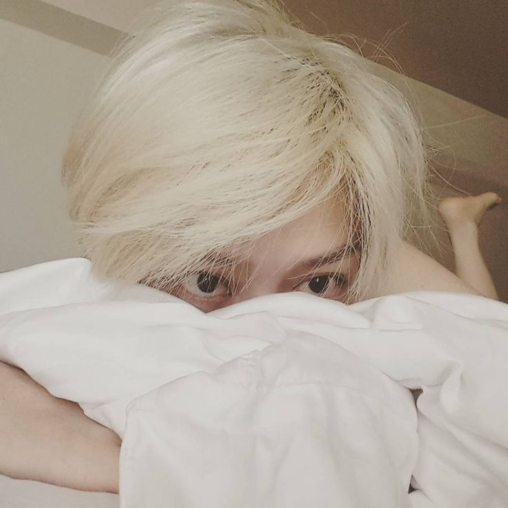 Heechul - IG......is it my imagination or is he naked <3