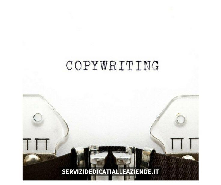 #Copywriting ossia saper scrivere testi utili alle persone. #contentmarketing #marketinginformativo