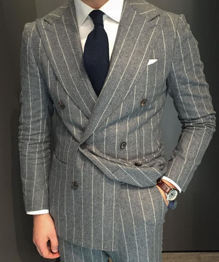Pinstripe game. #todaysoutfit #italianstyle #preppy #suits ...