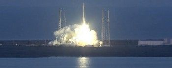 SpaceX Falcon 9 successfully launches the DSCOVR spacecraft