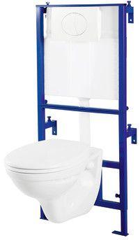 """PACK WC SUSPENDU MURAL """"PRATIC"""" / Magasin de Bricolage Brico Dépôt de MONTPELLIER - LATTES"""