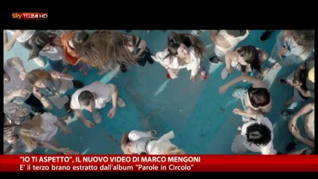 """""""Io ti aspetto"""", ecco il nuovo video di Marco Mengoni"""