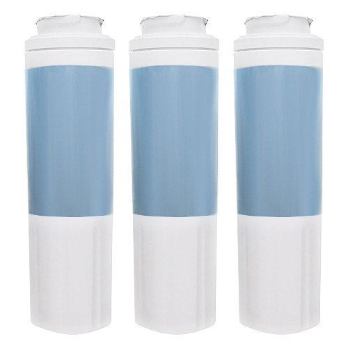 Replacement Water Filter Cartridge for KitchenAid Refrigerator KBRS20ETWH01 - (3 Pack)