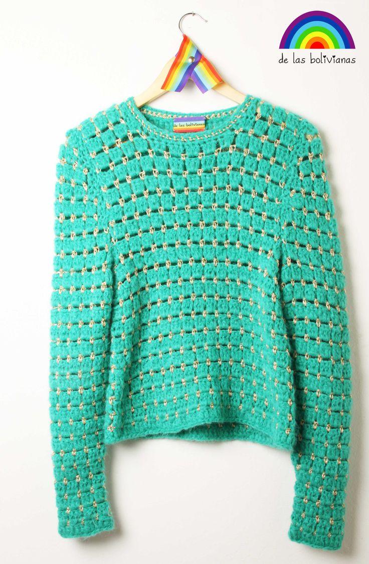 100% handmade. Argentina.  www.delasbolivianas.com  www.facebook.com/delasbolis