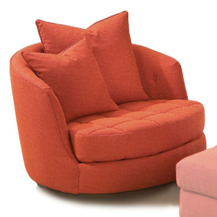 Thayer Coggin Giant Swivel Tub Chair TC-956-103