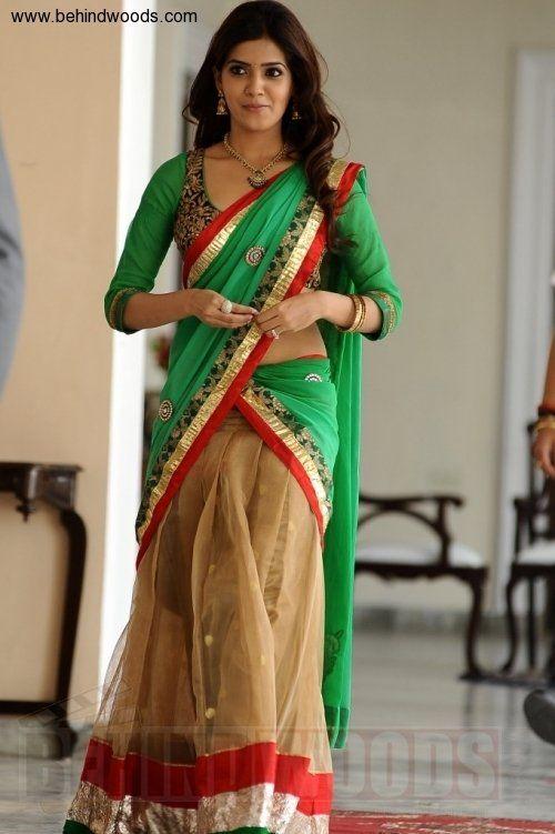 Samantha Ruth Prabhu (aka) Actress Samantha #144