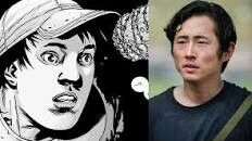 Glenn RIP.. Wow !!! What a episode , if you are   a  fan of the Walking Dead Comic Books. Glenn Die's in No. 100 . I will post some Comic Books tomorrow in reference  to   Glenn Death... So  come back & check us out .