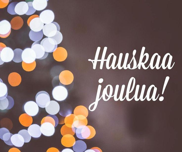 Hei meidän ystävä siellä - kiitos että olet ollut matkassa tänä vuonna! Kotimaisten merkkien fiilistelyä luvassa myös 2017 ja iso Lastenvaatekarnevaali taas lokakuussa Tampereella. Hyvää ja rauhallista joulua kaikille!  #lastenvaatekarnevaali #tampere #2017 #hyvääjoulua