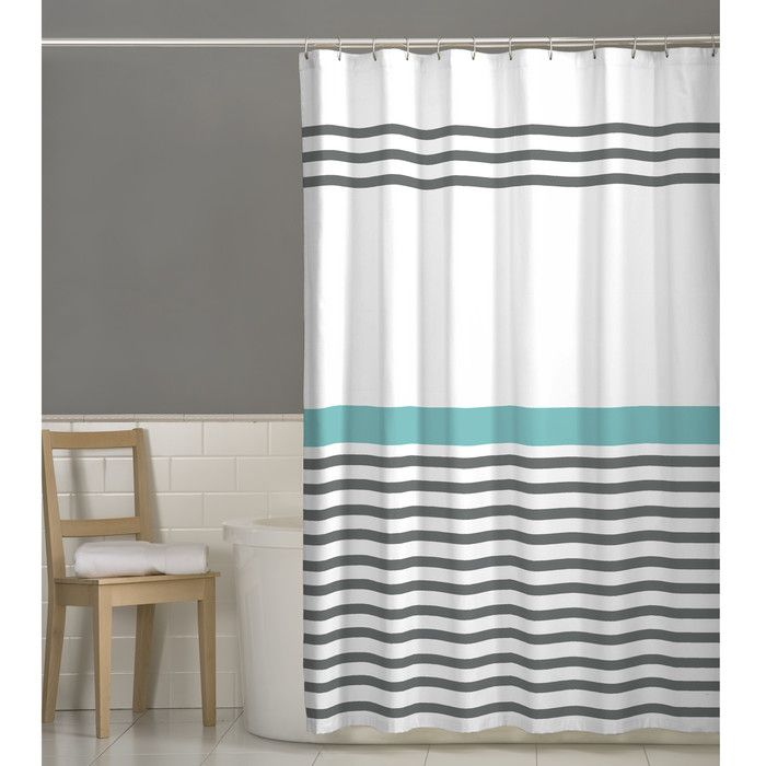 Maytex Simple Stripe Shower Curtain Reviews