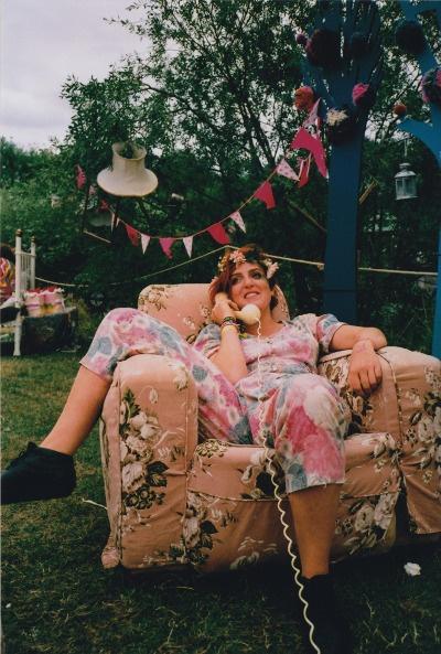 Secret Garden Party - Jess Gough