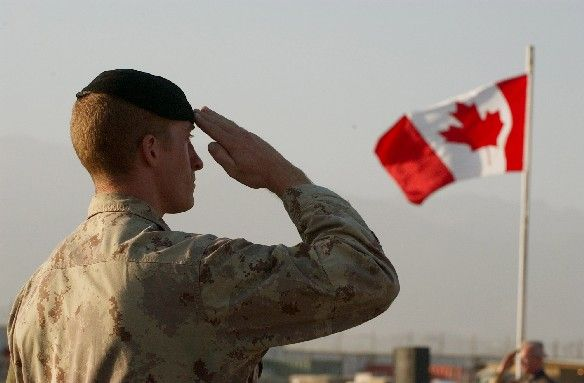 "✓ 3) Jean Chrétien commits Canadian troops to Kandahar, Afghanistan, who are then deployed in October 2002. This action was seen by many as a chance to win favour within the White House. Indeed, 'Canada deployed to Kandahar province in part to mend relations with the United States' - Jean-Christophe Boucher, ""Selling Afghanistan: A Discourse Analysis of Canada's Military Intervention, 2001-08"", International Journal 64, no.2 (2009): 730."