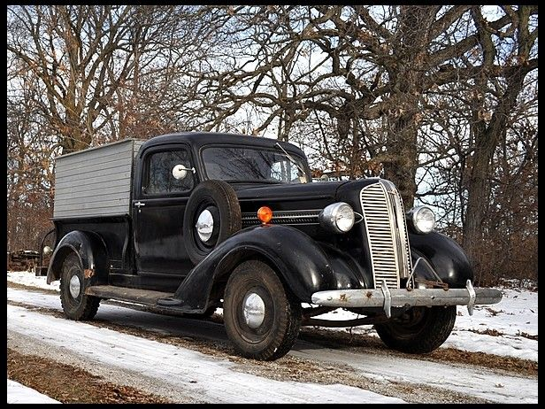 1937 Dodge Brothers Pick-Up ★。☆。JpM ENTERTAINMENT ☆。★。