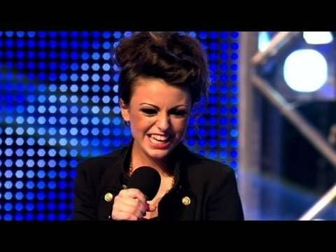The X Factor 2010: 16-year-old Cher is nervous about her audition, but much to everyone's surprise - she has her own unique style and lots of confidence. With the audience on their feet in support, will the judges agree? See more at http://itv.com/xfactor