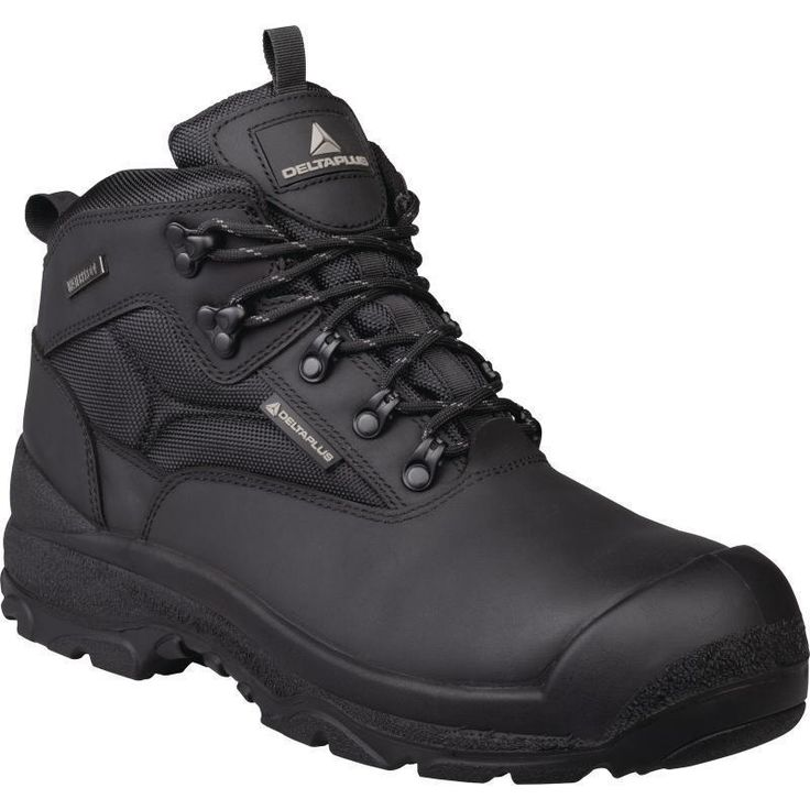 Delta Plus-Samy Mens S3 WR Steel Toe/Midsole Safety Work Boots. Full size range now in stock. http://www.shoestationdirect.co.uk