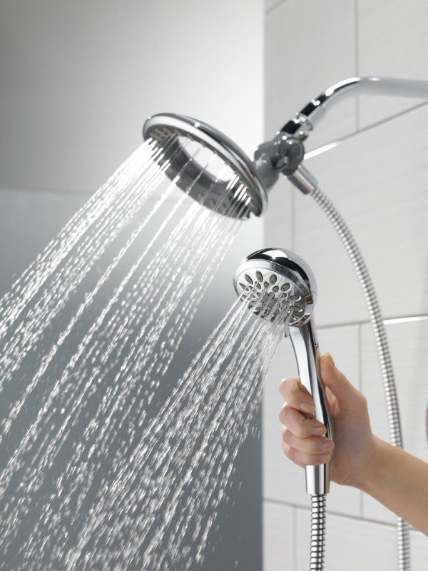 Universal Showering Components Multi Function Handheld Shower Head