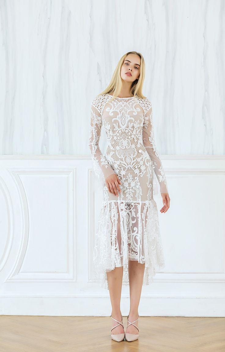 Bronx And Banco - Boho Midi Dress
