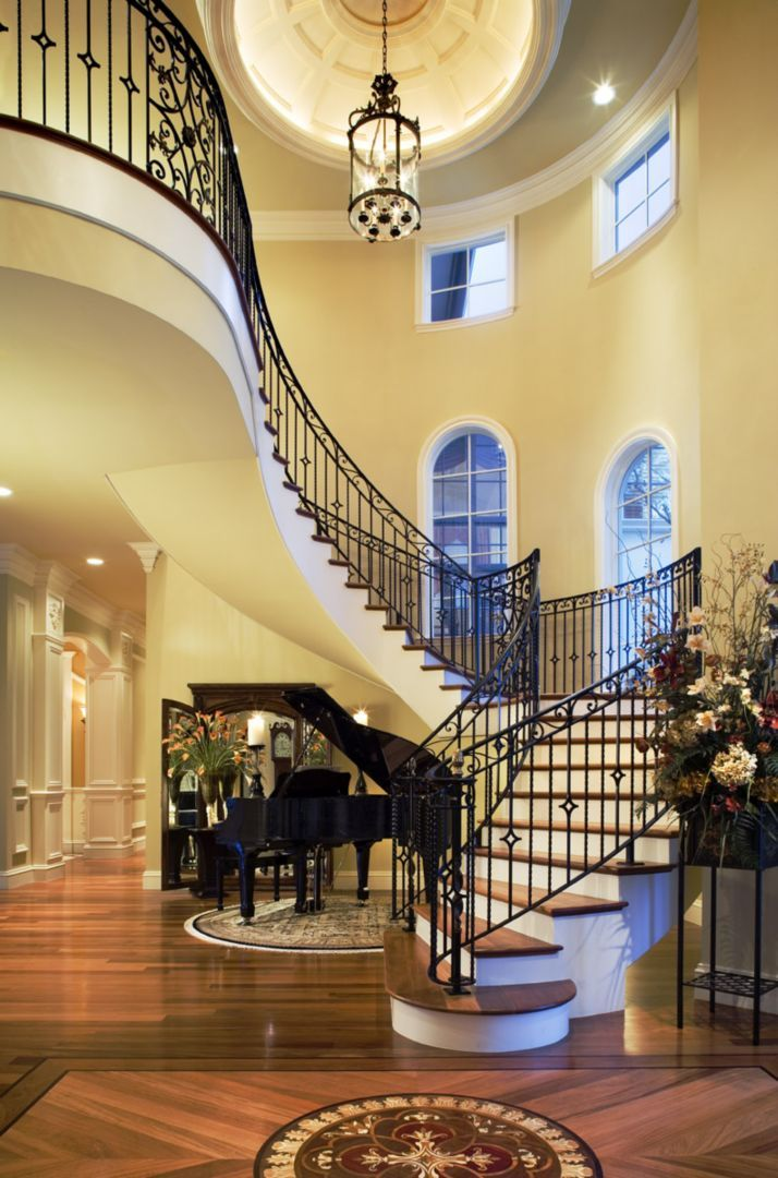 17 best images about stairs, entries, foyers, and window seats on ...