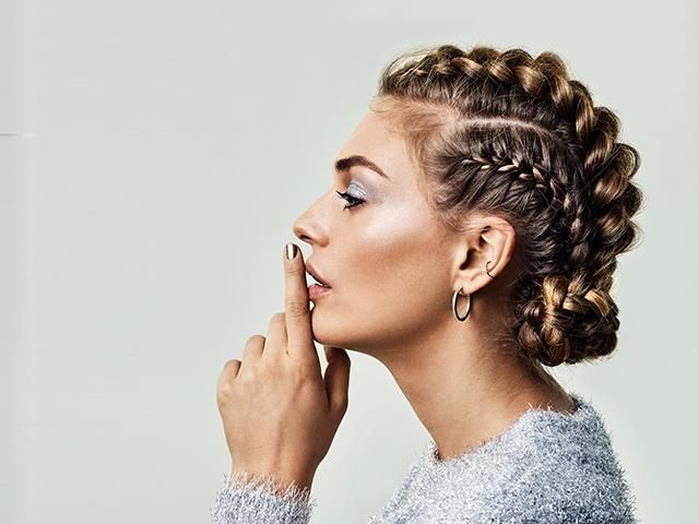 WATCH: HOW TO DO BRAIDS HAIRSTYLES AHEAD OF GYM-TO-GIN SEASON