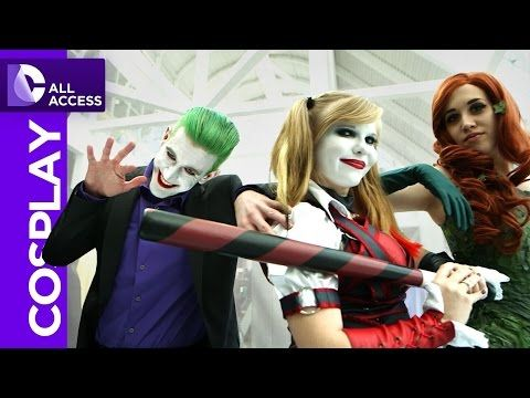 A Cosplay Music Video Highlighting Some of the Best DC Comics Costumes at WonderCon 2016