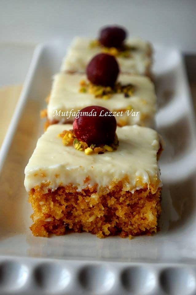 Mutfağımda Lezzet Var: Kıbrıs Tatlısı(Galeta Unlu Çıtır Tatlı)