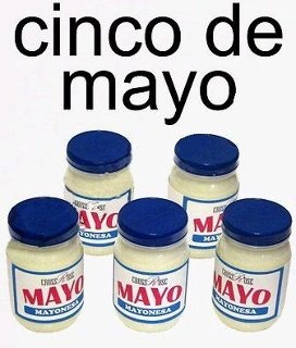 Cinco de Mayo Corona Beer, Grilled Shrimp Tacos and