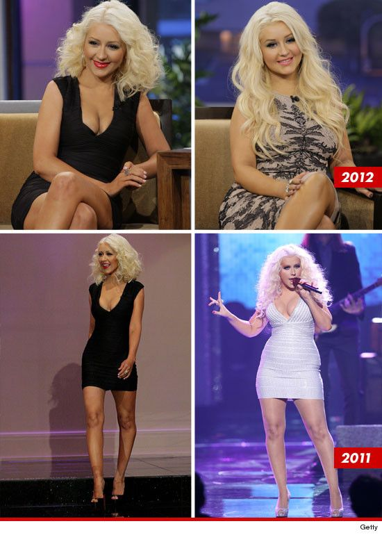 She was beautiful in 2011, 2012, and 2013.  So what if she was slightly heavier.  #hatersgonnahate