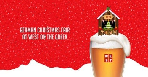 ❄️TOMORROW❄️ We'll be at the German Christmas market at WEST on the Green this Sunday 12-5pm, free entry to come along, then get your hands on some goodies and foodies! ❤️  #germanmarket #glasgow #sundayfunday #christmasmarket #west #shoplocal #supportsmallbusiness (at WEST On The Green)