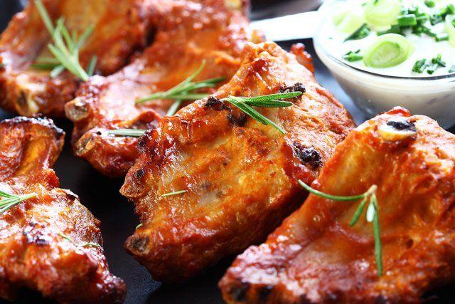 Côtes de porc à la charcutière