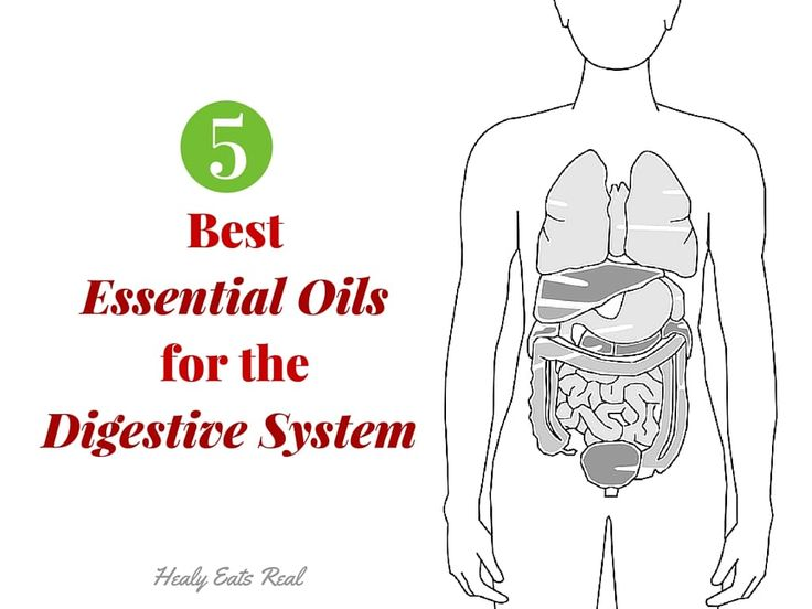 Digestive health is so important to overall health, so I was so excited to find out how effective essential oils can be in supporting the digestive system.