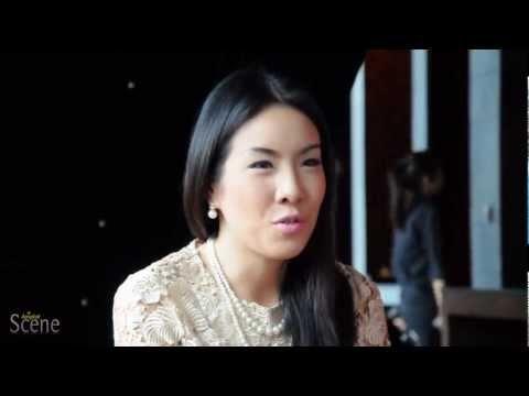 Kaimook, Miss Thailand Universe 2009. Movie by Paul Hutton, Bangkok Scene.