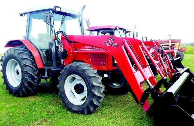 Massey Ferguson 4243 Loader Farm Equipment Va Sc Nc