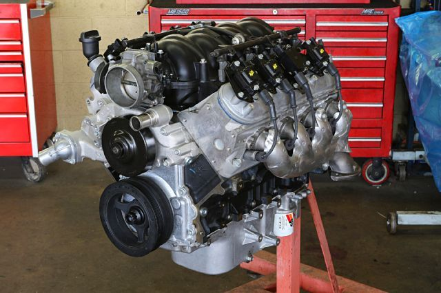 A 5 3l That Shows You Don T Need To Go Broke To Enjoy Some Ls Power In Your Chevy Chevy Chevy Ls Ls Engine