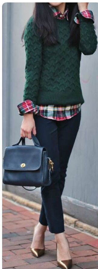 30 Elegant Fall Outfits for Work