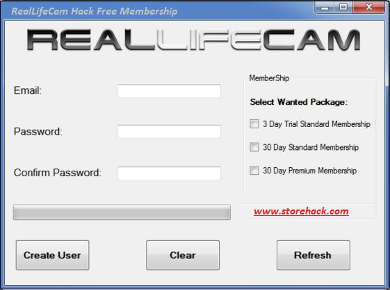 reallifecam premium account free